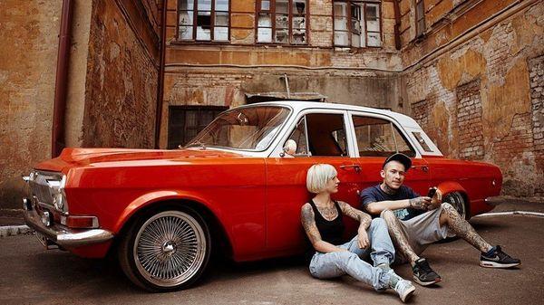 Мой автомобиль