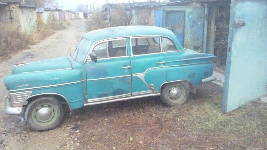 «Мечта» — самоделка времен СССР, созданная из нескольких «Москвичей»