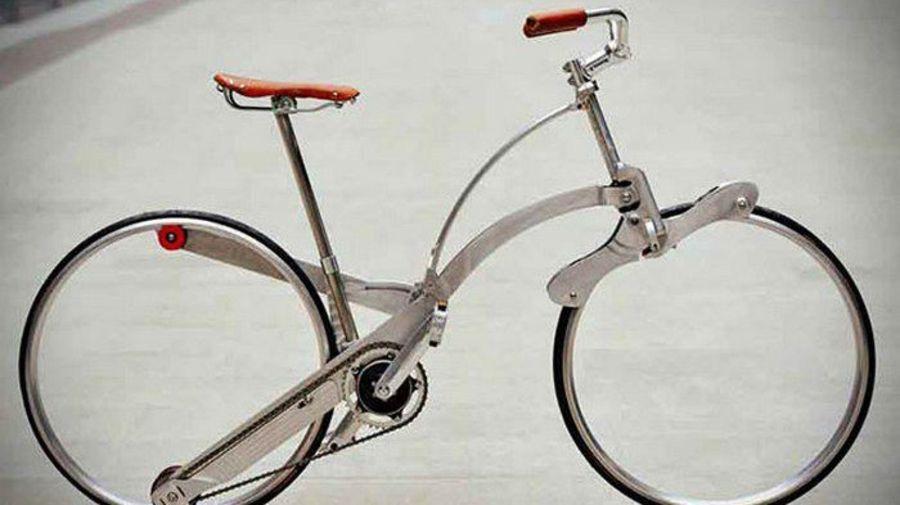 Sada Collapsible Bike - складной велосипед