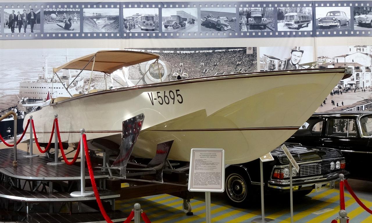 катера советского производства фото