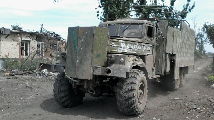 44 необычных самодельных бронеавтомобиля добробатов на Донбассе