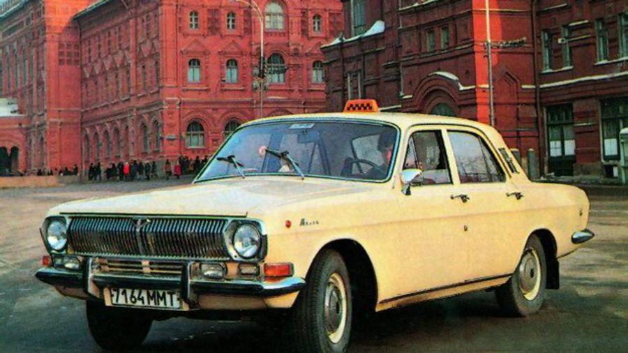Чем отличались ГАЗ-24-01 для службы такси от обычных «Волг»