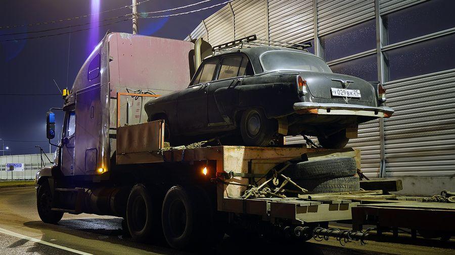 ГАЗ-21НЮ