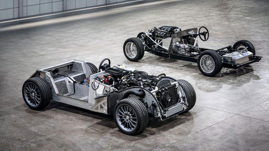 Morgan анонсировал выпуск новых «алюминиевых» моделей в 2020 году