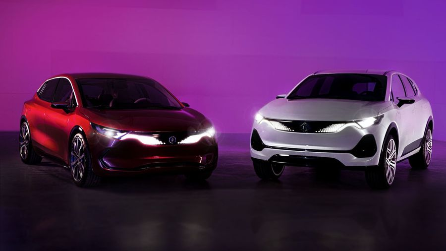 Внедорожник и хэтчбек Izera станут первыми электрическими автомобилями из Польши