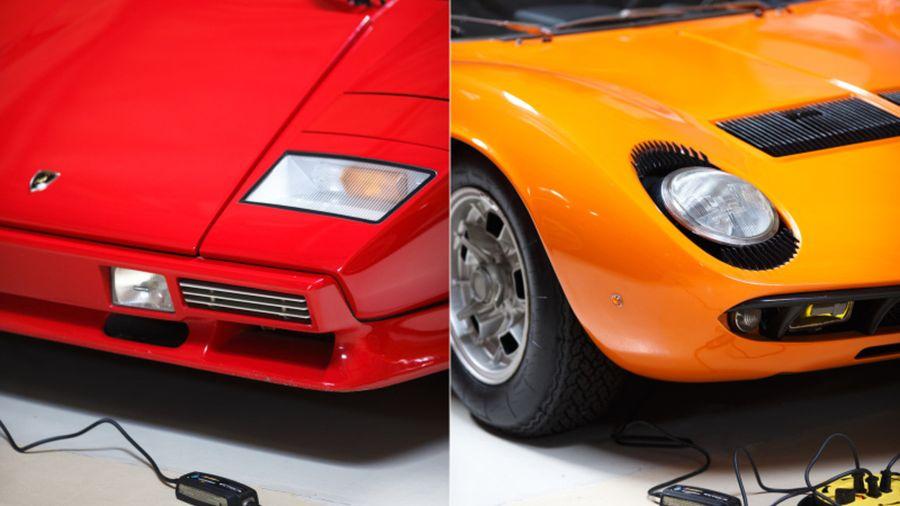 Гараж Джея Лено: великая автомобильная хобби-коллекция