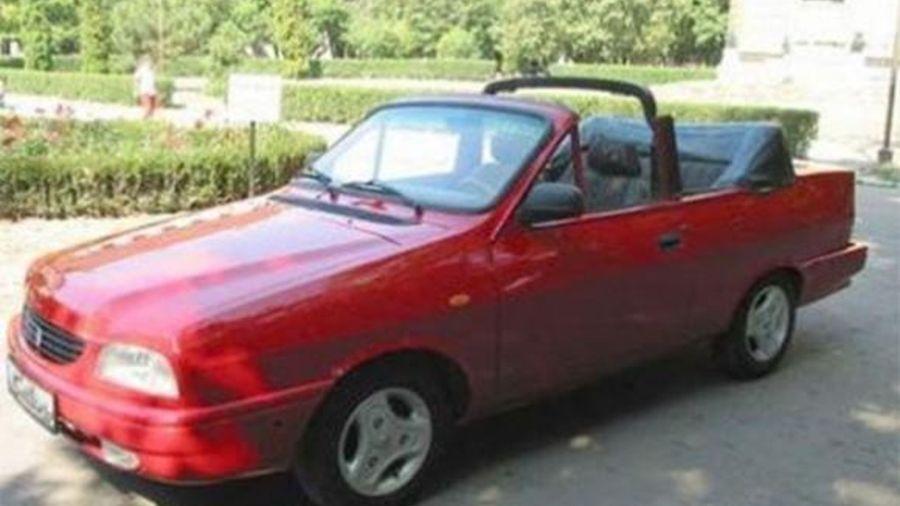 Absolut toate prototipurile si editiile limitate Dacia din istorie! Partea 2