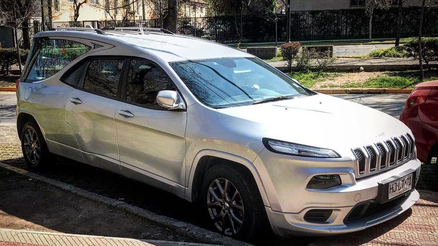 Вы точно никогда не видели Jeep Cherokee, превращенный в катафалк