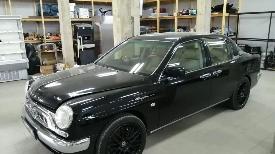 В Москве продают очень редкий Toyota Origin. Таких было сделано всего 1000 штук