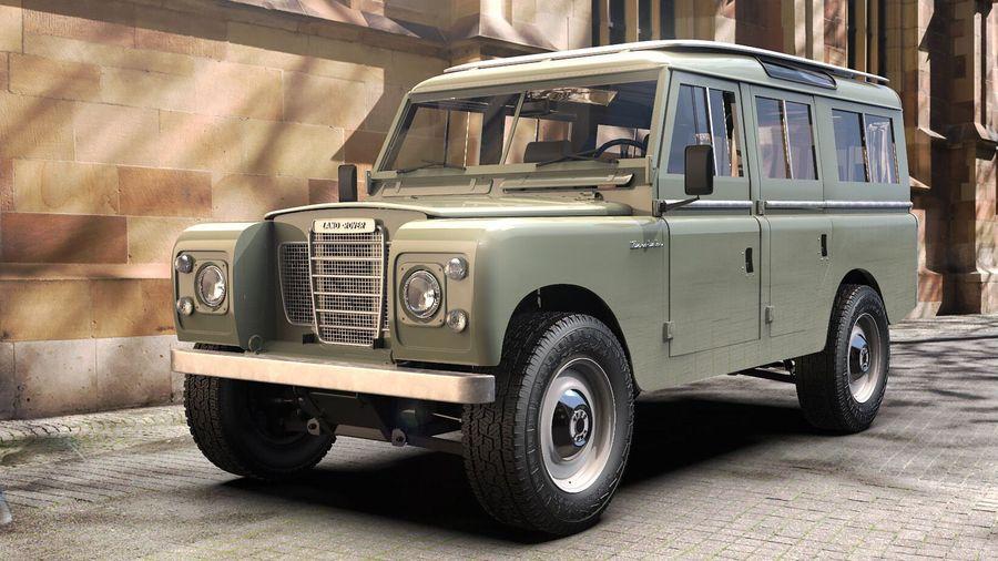 Zero Labs готовится электрифицировать Land Rover Series III