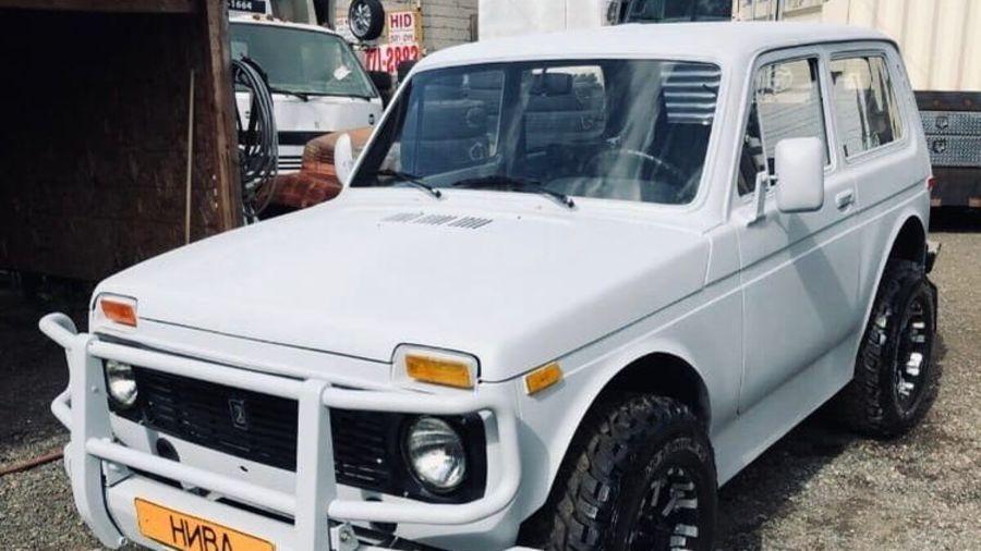 В США продают ВАЗ-2121 с небольшим пробегом и деталями от «Гелика»