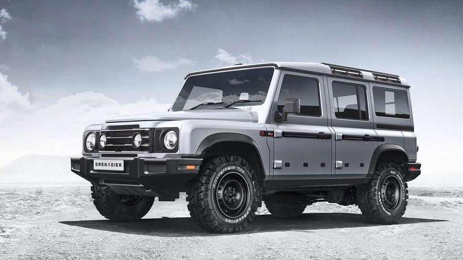 Внедорожник Ineos Grenadier хочет повторить успех классического Land Rover Defender