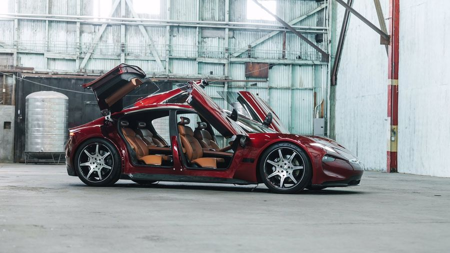 Fisker EMotion could be the serious competitor to the Tesla Model S