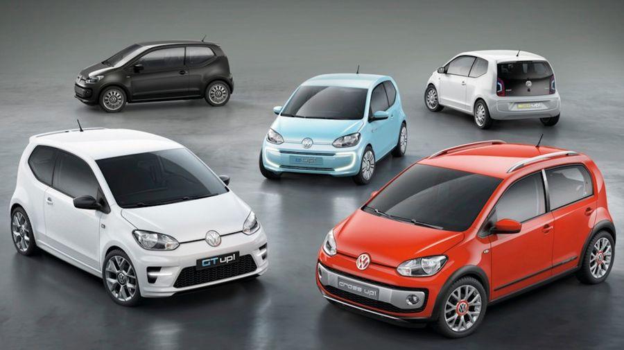 Маленькие легковые автомобили на российском рынке