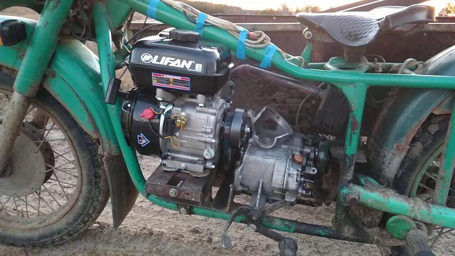 Мотоцикл «Урал» оснастили двигателем Lifan и теперь он «жрет» всего 2 л/100 км