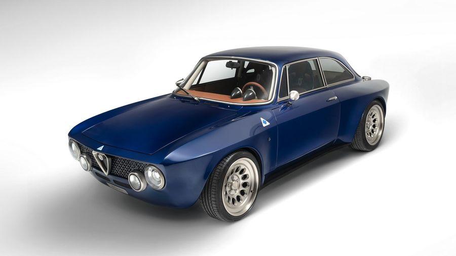Полностью электрический Alfa Romeo Giulia GTA от Totem Automobile обойдется в 40 миллионов рублей