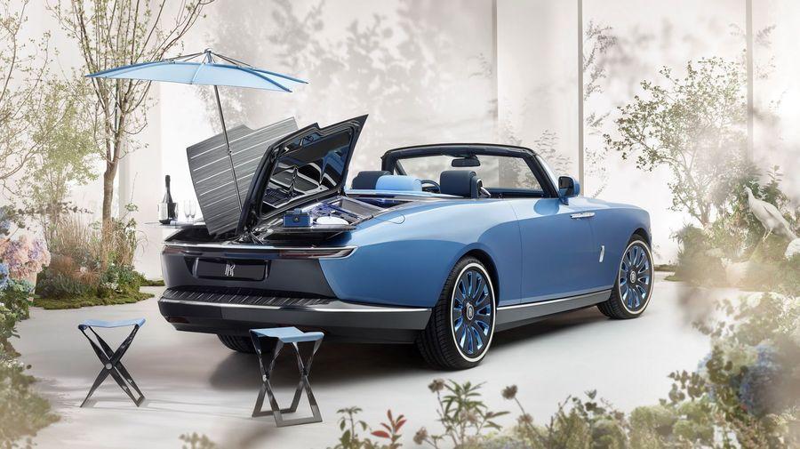 Rolls-Royce Boat Tail за 2 миллиарда рублей стал самым дорогим автомобилем в мире