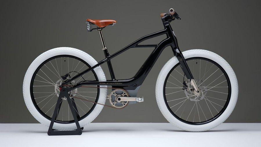 Harley-Davidson показал свой первый в истории электрический велосипед