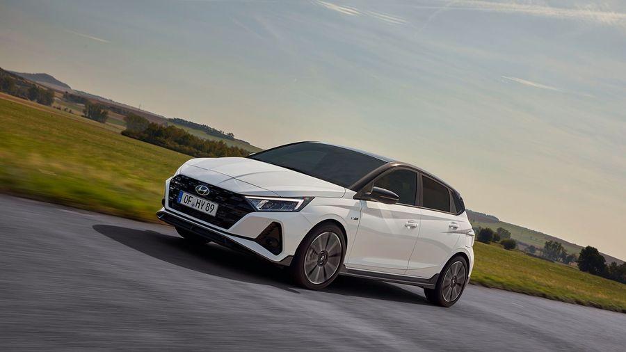 Hyundai i20 N Line получил спортивный внешний вид и 1,0-литровый турбомотор