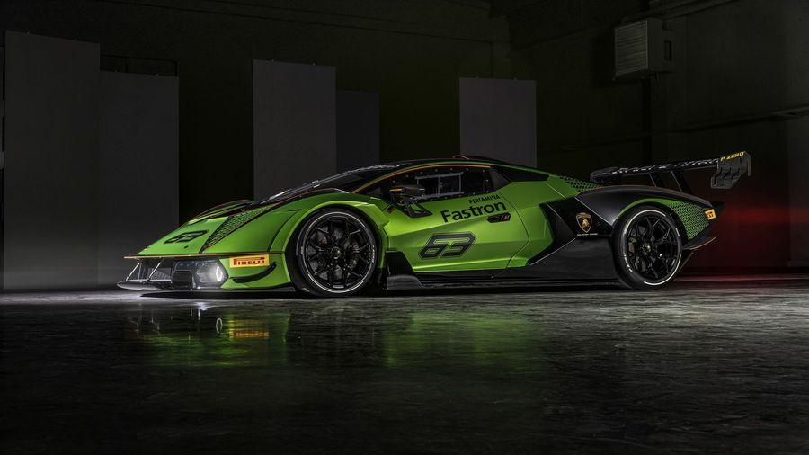 Lamborghini показал гиперкар Essenza SCV12 с самым мощным атмосферным V12