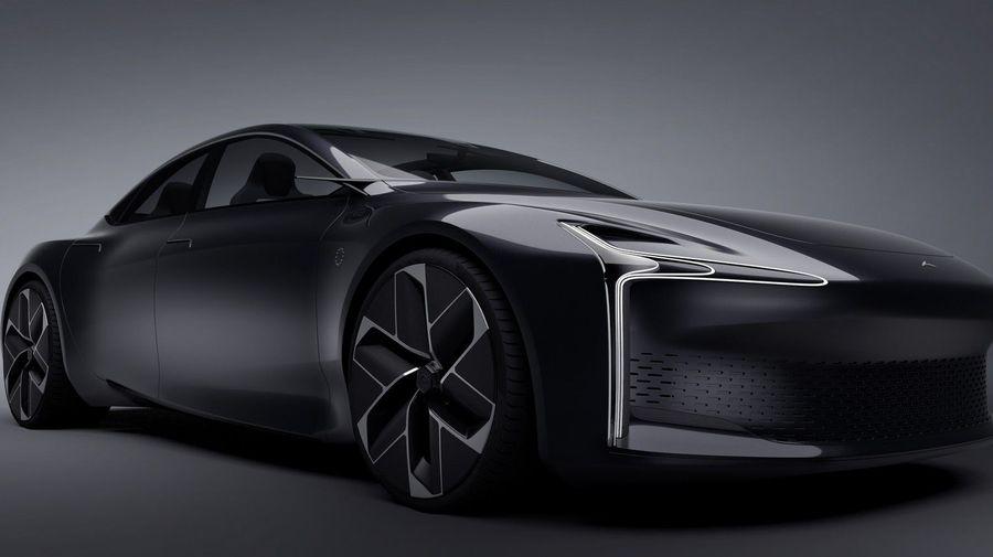 Hopium Machina должен стать первым водородным автомобилем класса люкс