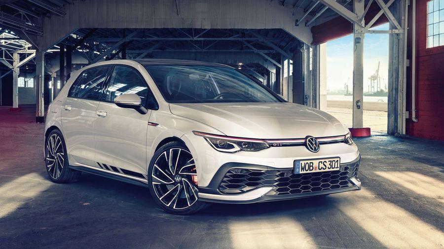 Volkswagen Golf GTI Clubsport получил 296-сильный мотор и новый передний дифференциал