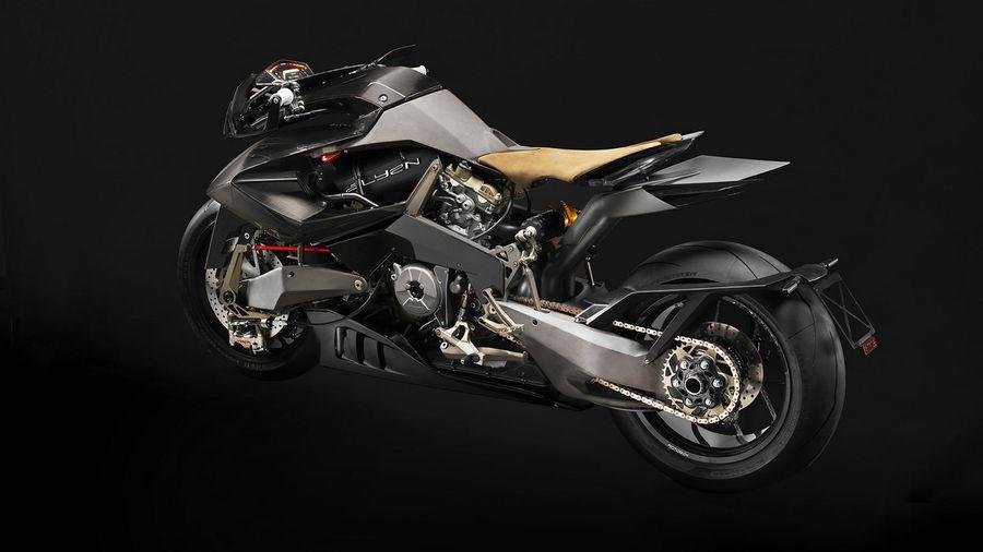 Новый супербайк Vyrus Alyen 988 получил мотор от Ducati