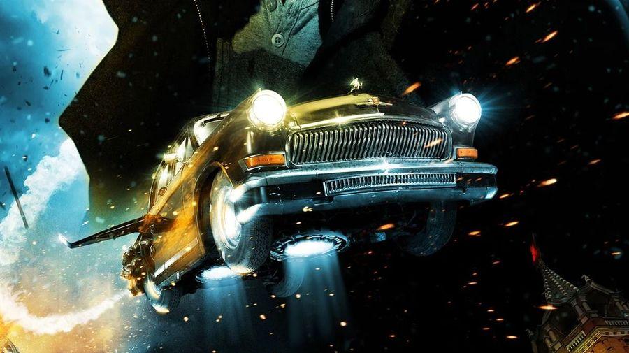 8 самых крутых киношных автомобилей с суперспособностями
