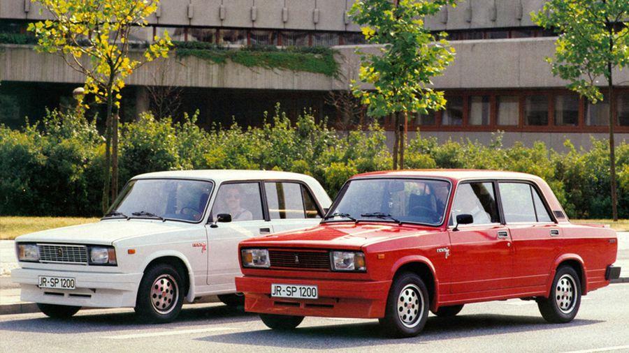 Редкие экспортные версии Lada, о которых вы, возможно, даже не слышали