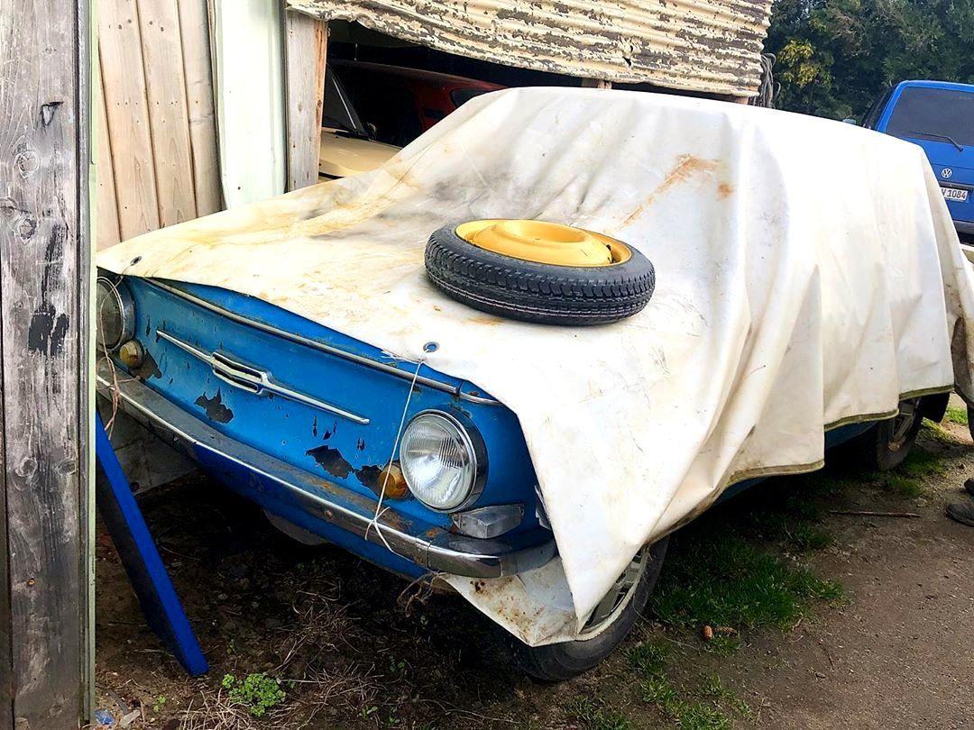 В Европе найдена уникальная коллекция советских автомобилей (фото) 5