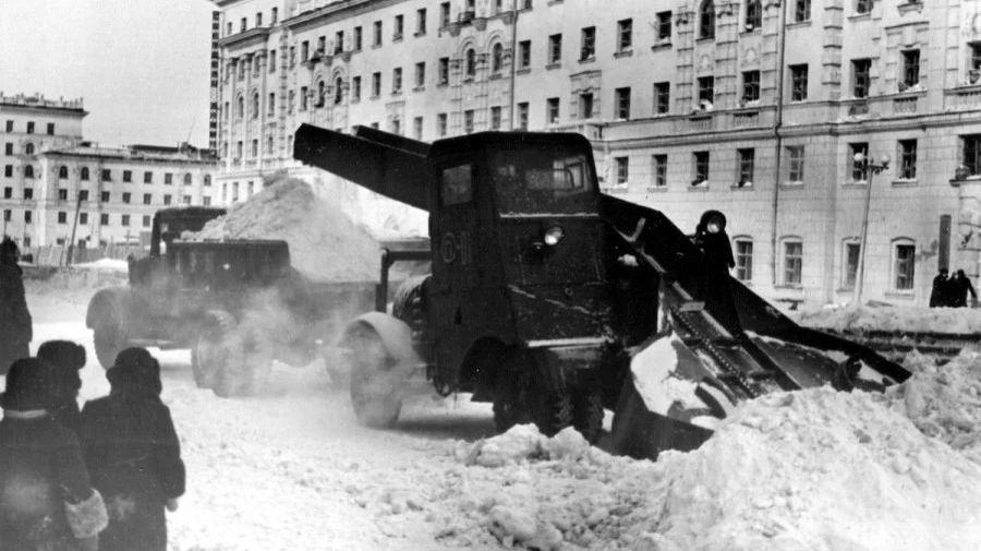 История снегоуборочных машин в СССР: от 2С-3 до Д-902