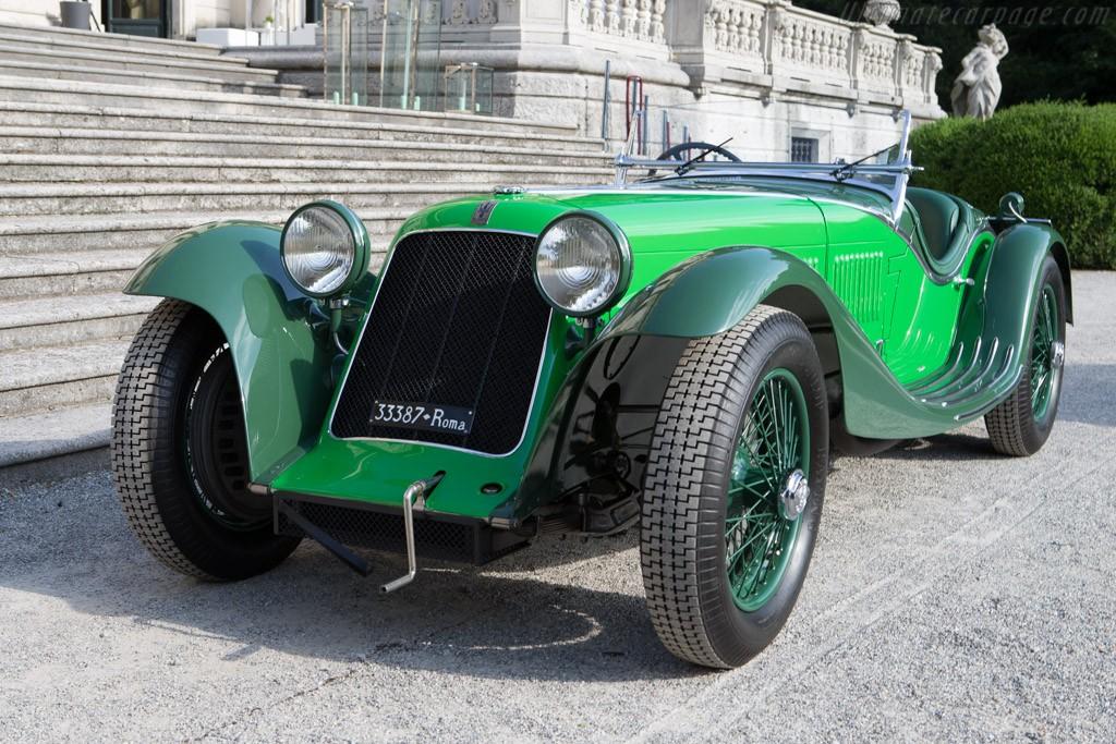 Maserati Tipo V4 Sport Zagato 1932 - история одного раритета | carakoom.com