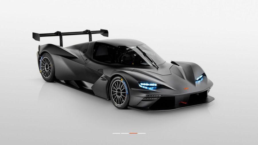 KTM превратил свой суперкар в карбонового монстра X-Bow GTX для трек-дней