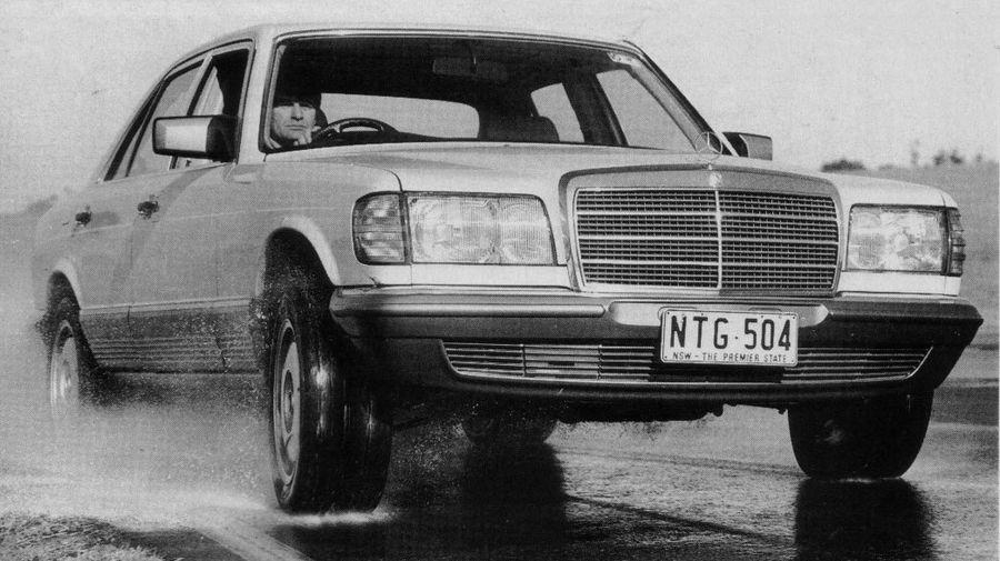 Сдвоенные колеса на переднюю ось — странная, но эффективная опция из 1980-х