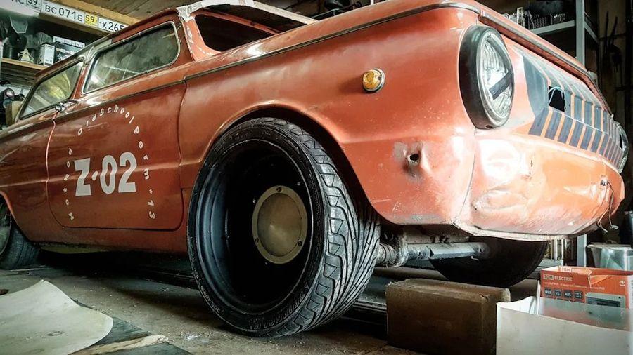 Как из ЗАЗ 968М «Запорожец» сделать крутой автомобиль