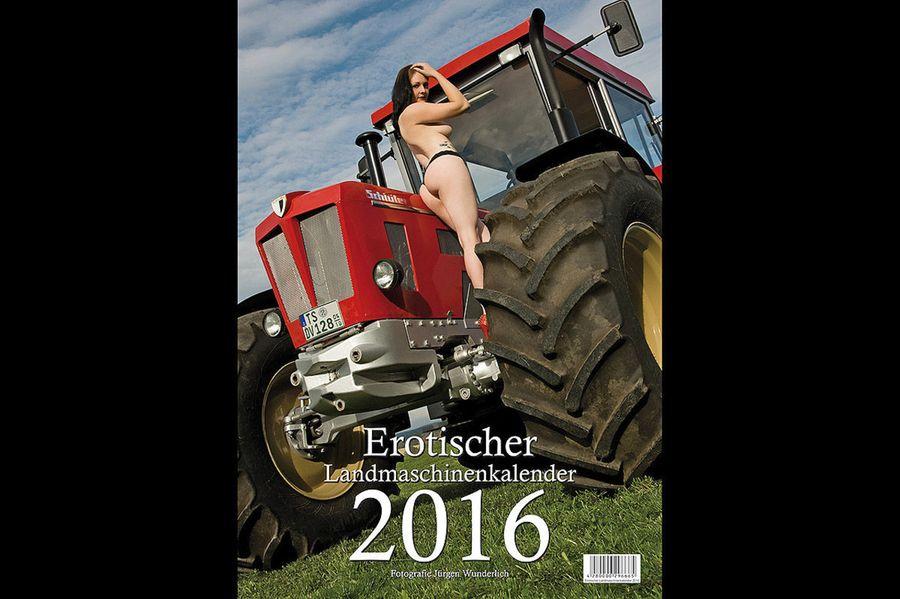 Erotischer Land Maschinen Kalender Gf Revenge 1