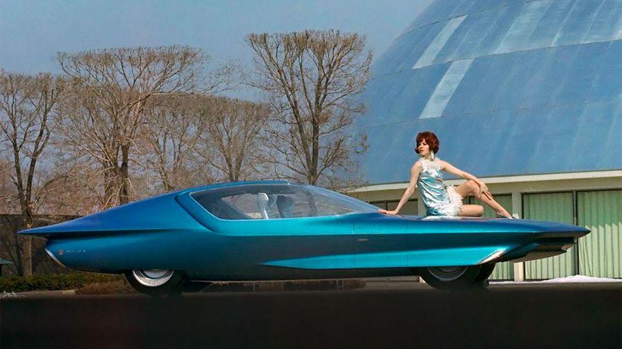 Так американцы представляли автономный автомобиль будущего — Buick Century Cruiser 1969 года