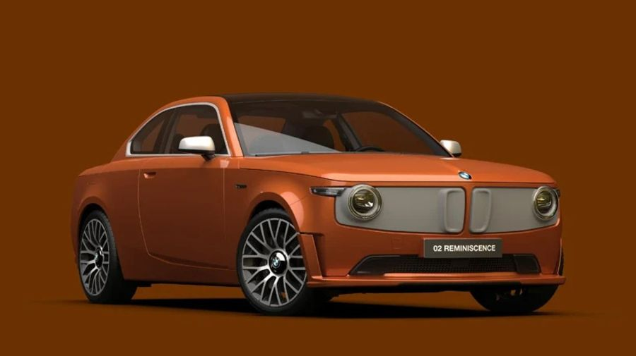 Современная итерация BMW 1602 показала, что маленькие «ноздри» тоже могут выглядеть актуально