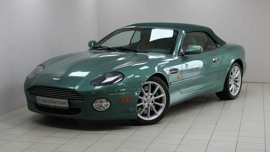 8 крутых автомобилей Aston Martin, которые сегодня можно купить в России