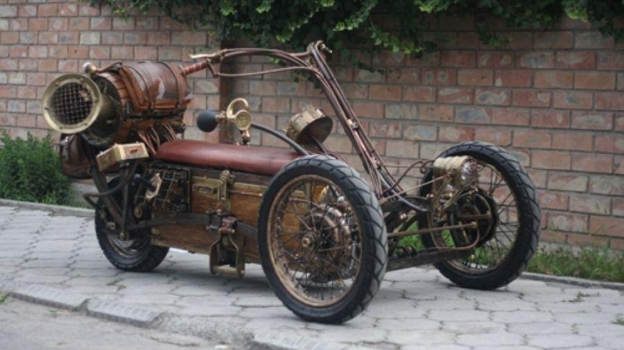 Steampunk Trike  Игоря Яровенко