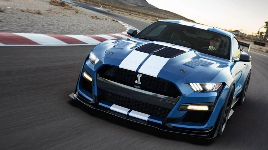Shelby анонсировал новые GT350 и GT500 Signature Edition