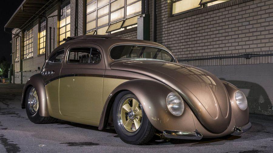 Volkswagen Beetle оснастили V8 от Buick, создав необычный кастом Berlin Buick