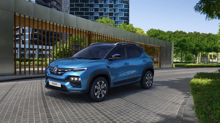«Индийский» кроссовер Renault Kiger может появиться в России