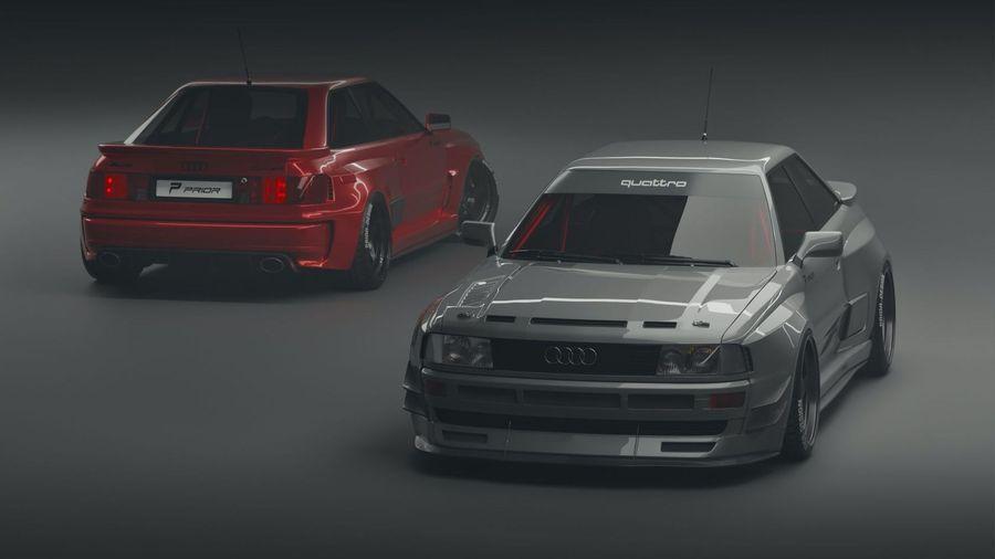 Prior Design хочет переписать историю, создав Audi RS2 Coupe