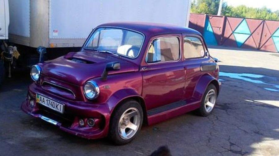 ЗАЗ-965 на Украине превратился в «суперкар» ZAZerati