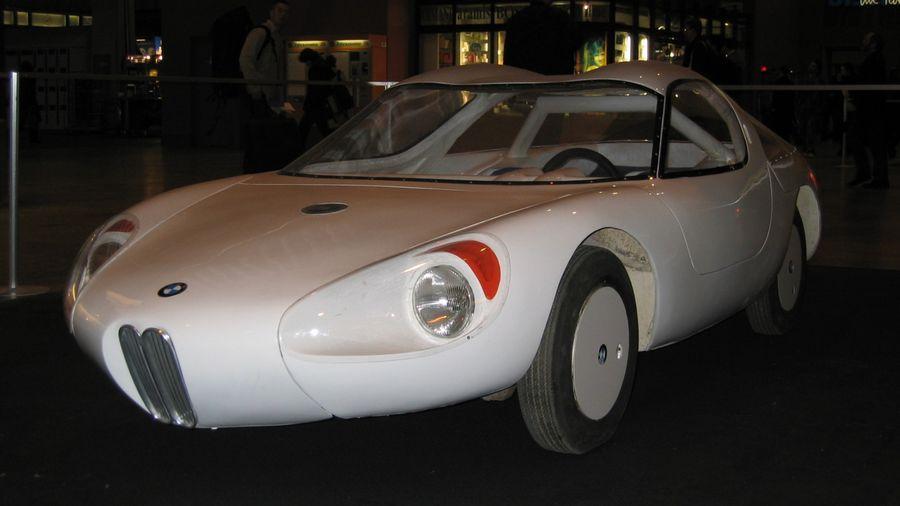 BMW Colani GT 700 — самый легкий BMW, способный развивать 200 км/ч