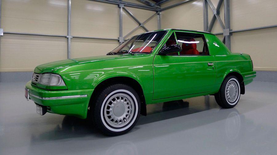 Один из 15 заводских купе Москвич-«Дуэт» был восстановлен до идеального состояния