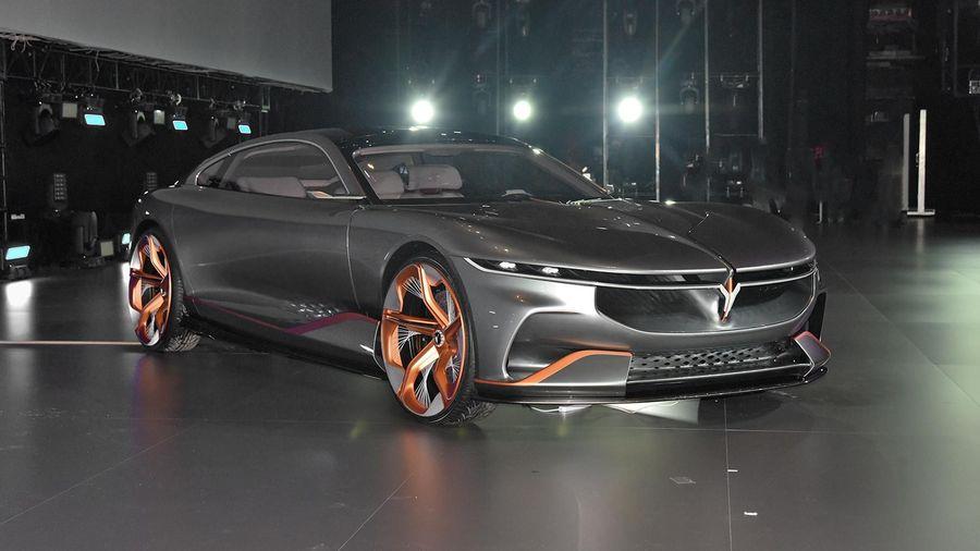 Dongfeng Motors нацелился в премиальный сегмент с новым брендом Voyah