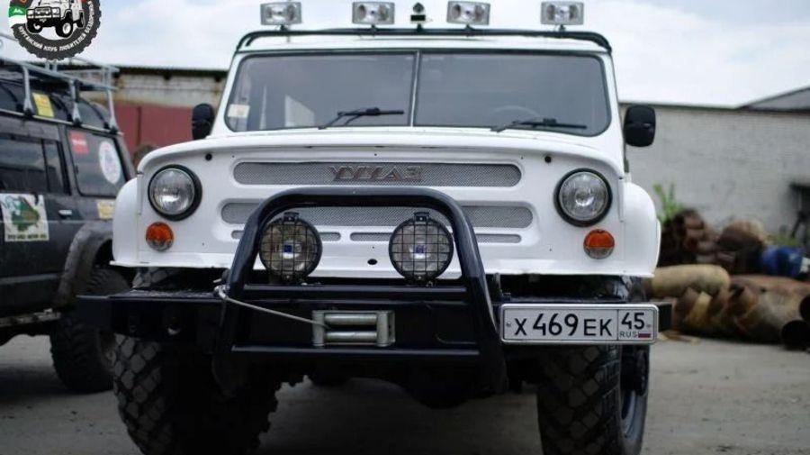6 редких версий УАЗ с отличной проходимостью