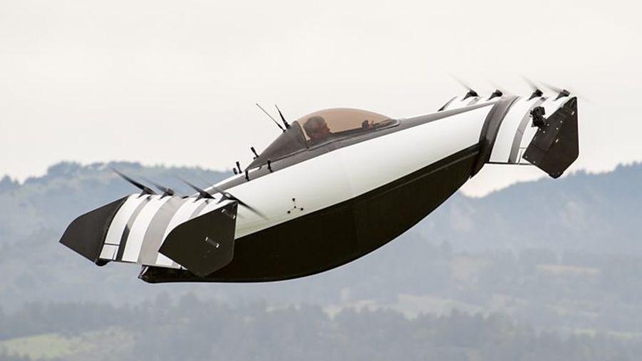 Электрический самолет с вертикальным взлетом Blackfly – самое крутое, что мы видели в этом году